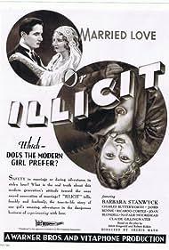 Illicit (1931) Poster - Movie Forum, Cast, Reviews