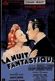 La nuit fantastique Poster
