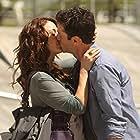 Erin Karpluk and Adam Fergus in Being Erica (2009)