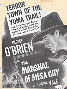 The Marshal of Mesa City USA