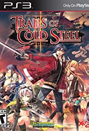 The Legend of Heroes: Trails of Cold Steel II Poster