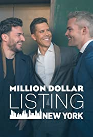 Million Dollar Listing New York Poster - TV Show Forum, Cast, Reviews