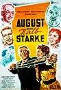 August der Halbstarke (1957) Poster