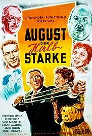 August der Halbstarke Poster