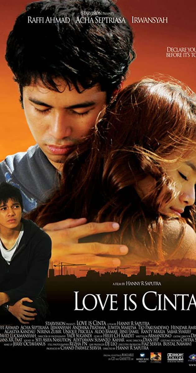 Love Is Cinta (2007) - IMDb