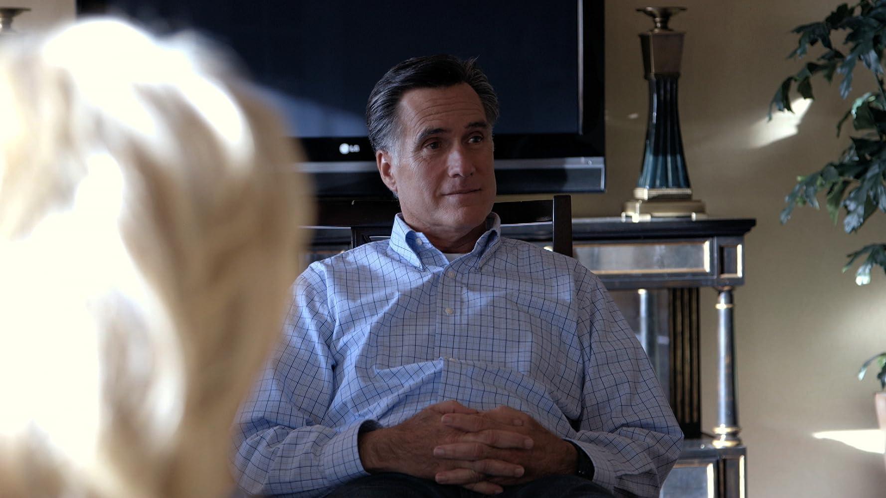 Mitt Romney in Mitt (2014)