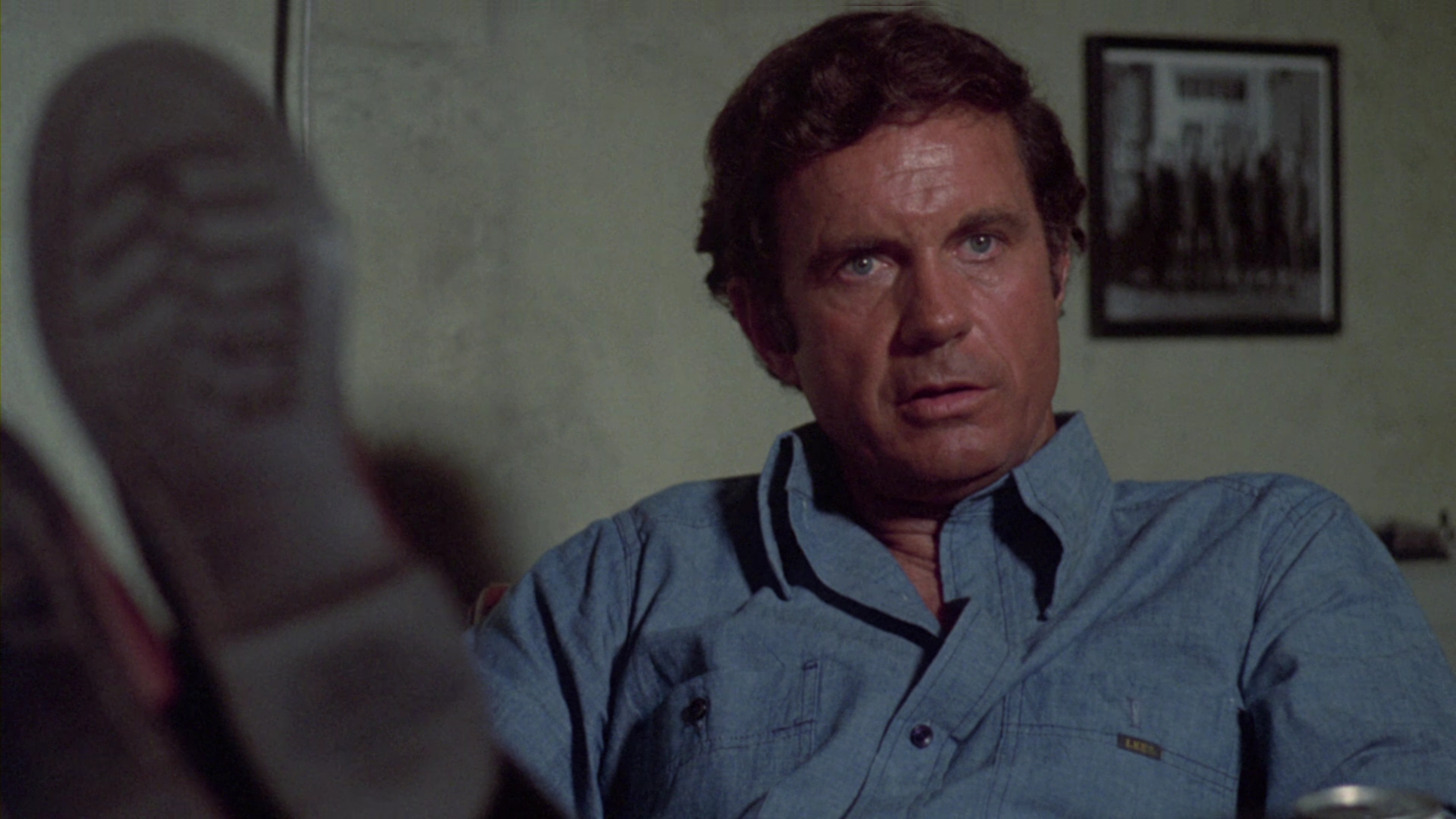 Cliff Robertson in Man on a Swing (1974)
