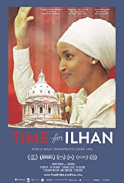 Time for Ilhan Poster