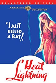 Heat Lightning Poster