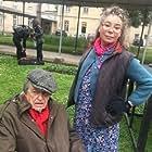 Jean-Pierre Mocky and Grace de Capitani in Rouges étaient les lilas (2016)