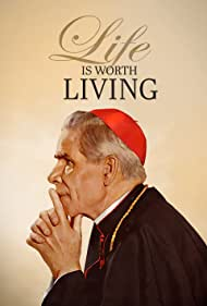 Don Russell and Fulton J. Sheen in Life Is Worth Living (1952)