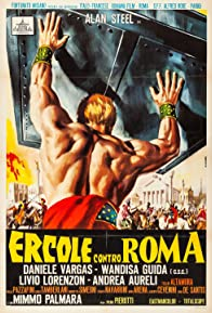 Primary photo for Hercules Against Rome