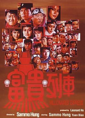 Rosamund Kwan The Millionaires' Express Movie