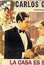La casa es seria (1933) Poster