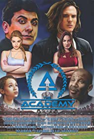 Ace Bhatti, Brian Bovell, Dougie Poynter, Ella-Rae Smith, and Charleen Meredith in The Academy (2018)
