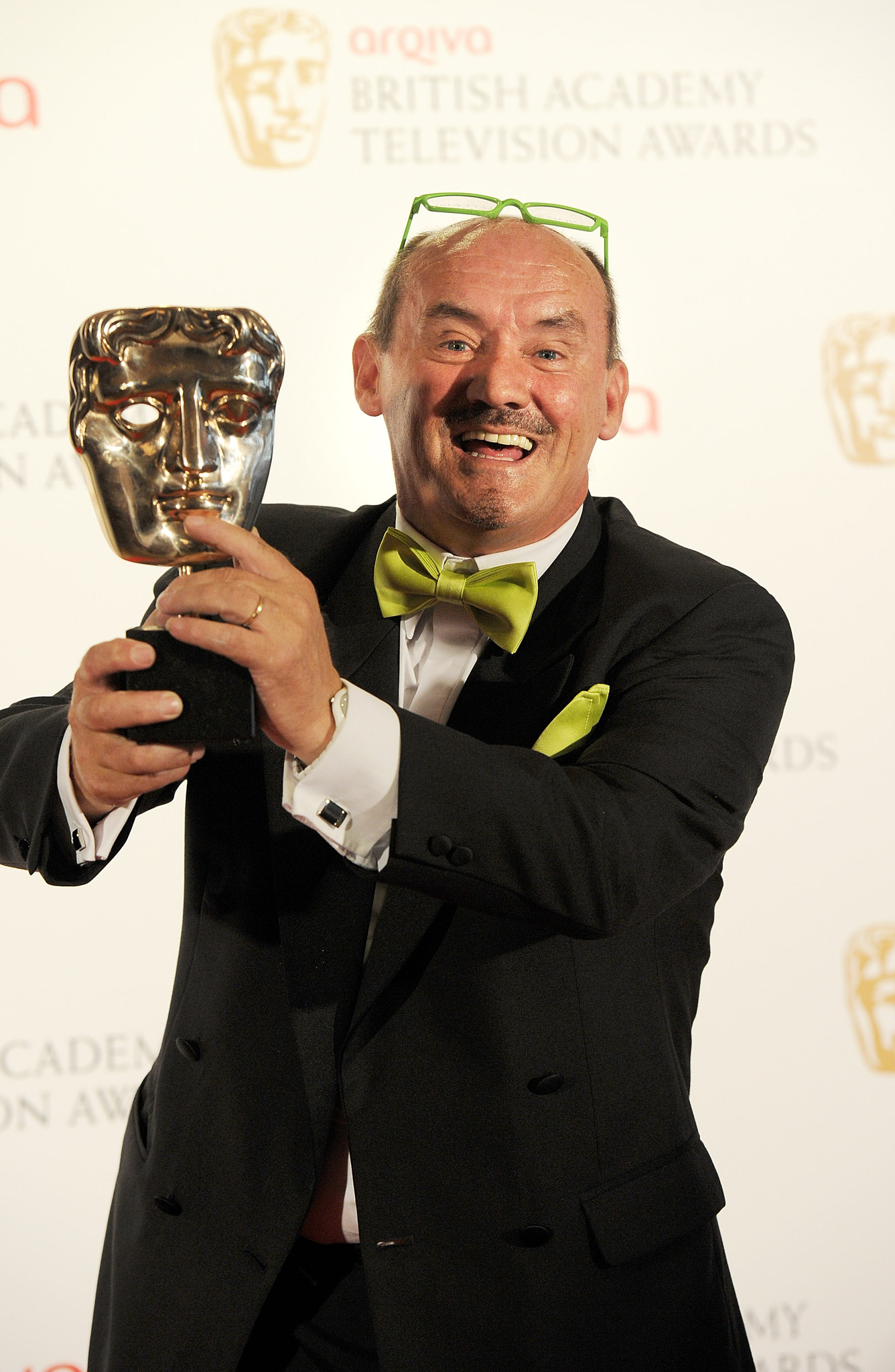 Brendan O'Carroll at an event for Mrs. Brown's Boys (2011)