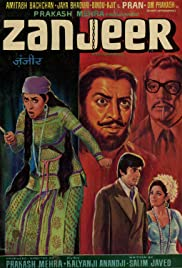 Zanjeer (1973) Poster - Movie Forum, Cast, Reviews