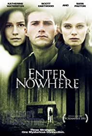 Sara Paxton, Scott Eastwood, and Katherine Waterston in Enter Nowhere (2011)