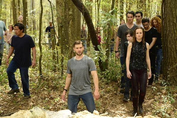 "CBS' ""Under The Dome"" Season 3."
