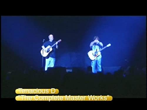 Tenacious D: The Complete Master Works