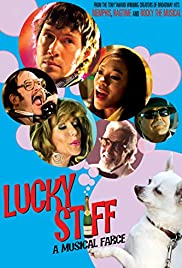 Lucky Stiff Poster