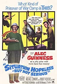 Situation Hopeless -- But Not Serious (1966) Poster - Movie Forum, Cast, Reviews