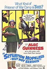 Situation Hopeless -- But Not Serious (1965) Poster - Movie Forum, Cast, Reviews