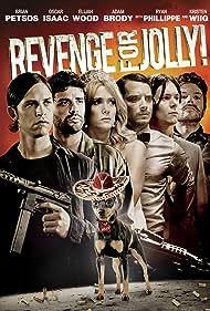 Ryan Phillippe, Elijah Wood, Adam Brody, Oscar Isaac, and Kristen Wiig in Revenge for Jolly! (2012)