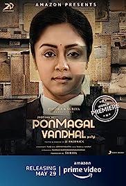 Ponmagal Vandhal (2020) Tamil Proper WEB-DL HEVC 480p & 720p GDrive | Bsub