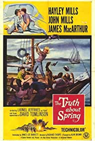 The Truth About Spring (1965) Poster - Movie Forum, Cast, Reviews