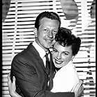 """The Judy Garland Show"" Judy Garland and Donald O'Connor circa 1962"