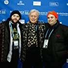 Rutger Hauer and Rob Cotterill at an event for Hobo with a Shotgun (2011)