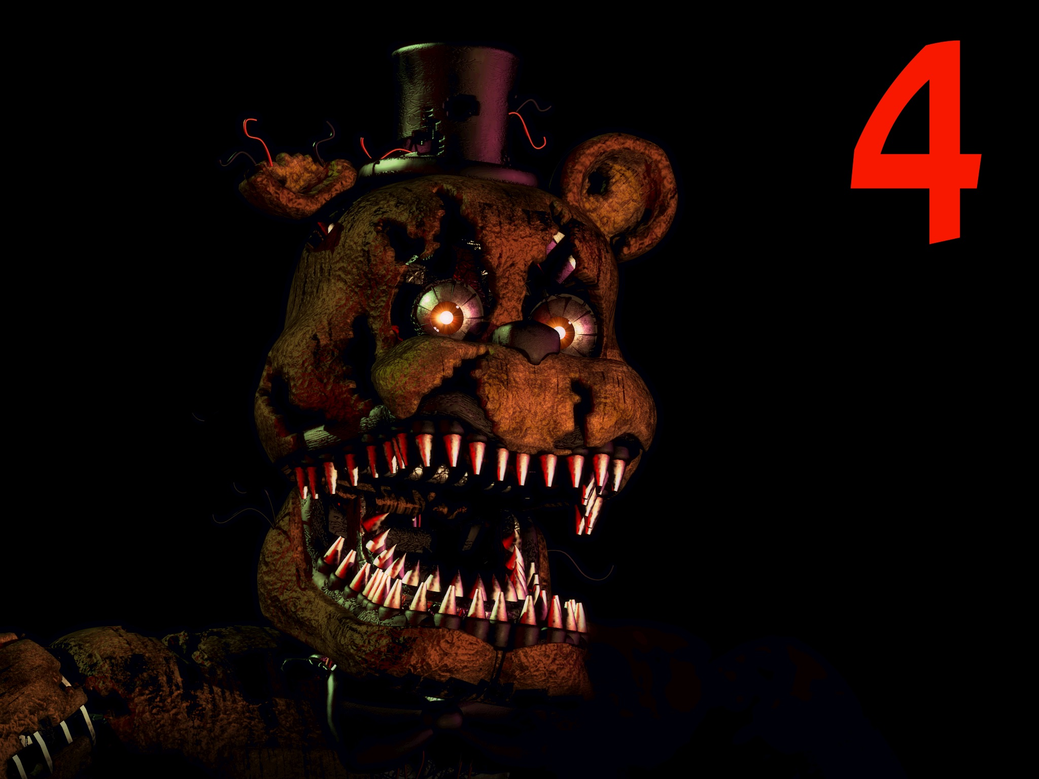 Five Nights at Freddy's 4: The Final Chapter (Video Game
