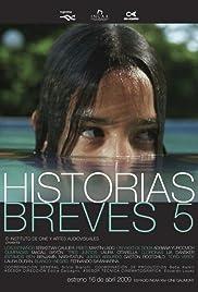 Historias Breves 5 Poster