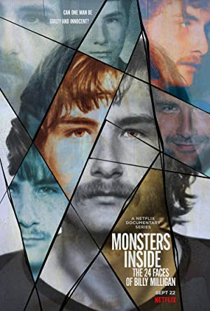 Where to stream Monsters Inside: The 24 Faces of Billy Milligan