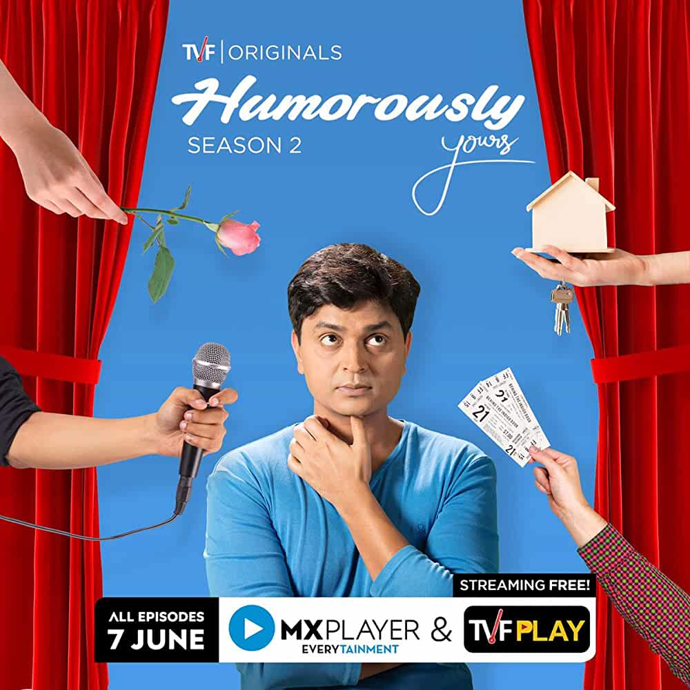 series humorously yours hindi complete season