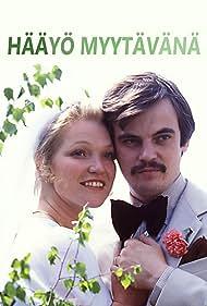 Juhani Laitala and Armi Sillanpää in Hääyö myytävänä (1979)
