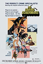 The Daring Dobermans Poster