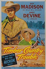 Timber Country Trouble Poster