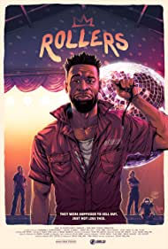Vicky Jeudy, Kate Cobb, Johnny Ray Gill, Isaiah Smallman, Kevin Bigley, and Joel Allen in Rollers (2021)