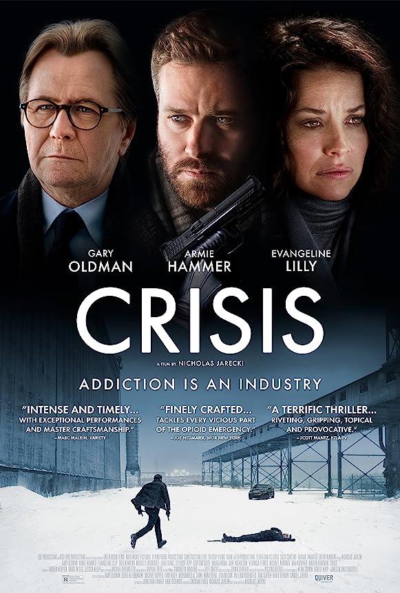 Crisis (2021) Full Hollywood English Movie 720p HDRip 580MB