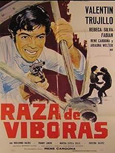 Legal downloads movies Raza de viboras Mexico [1280x720p]