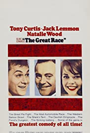 The Great Race (1965) Poster - Movie Forum, Cast, Reviews