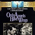 Cary Grant and Jean Arthur in Only Angels Have Wings (1939)