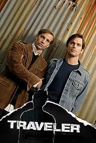 Matt Bomer and Logan Marshall-Green in Traveler (2007)