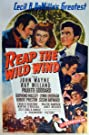 Reap the Wild Wind (1942) Poster