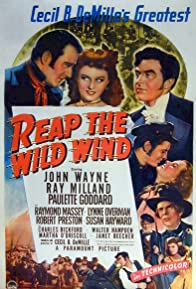 Primary photo for Reap the Wild Wind