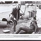 Daryl Hannah and Aidan Quinn in Reckless (1984)