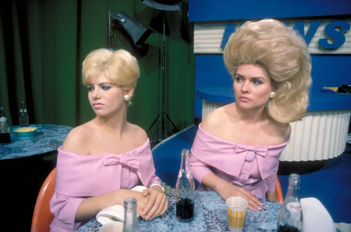 Debbie Harry and Vitamin C in Hairspray (1988)