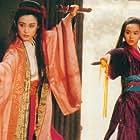 Man Cheung and Gloria Yip in Shen Jing Dao yu Fei Tian Mao (1993)